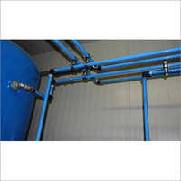 Compressed Air Piping machine