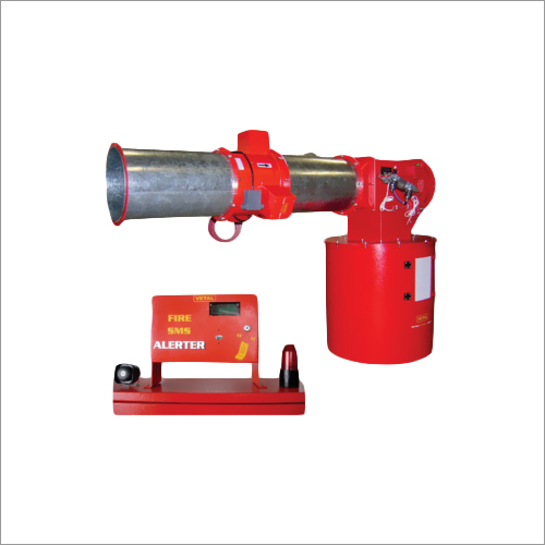 Fire Extraction Machine