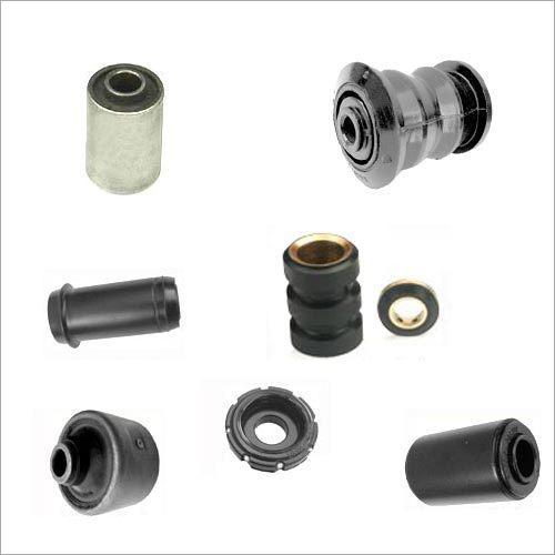 Metal & Rubber Bonded Bushes