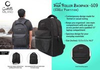 High Roller Backpack (Single Partition)