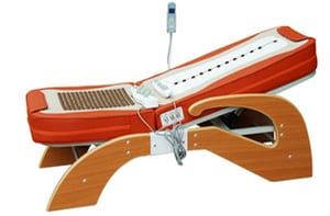 massager bed , Automatic Thermal Full Body Massage Bed
