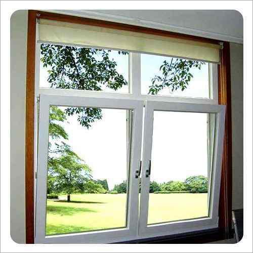 Fancy UPVC Window