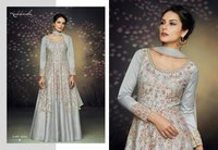 Designer Heavy Work Silk Suits