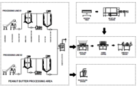 Ground Nuts Butter Processing line