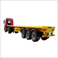 Flat Bed Trailer 32-52 Ft