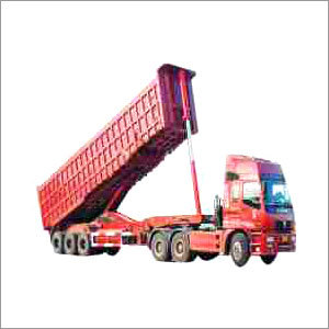 Tipper Trailer 40 ft