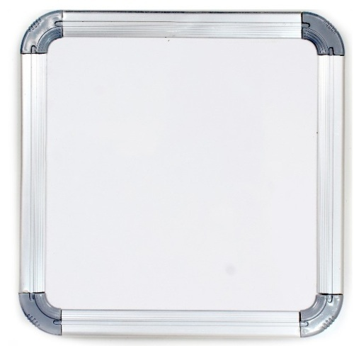 Non Magnetic Heavy White Board