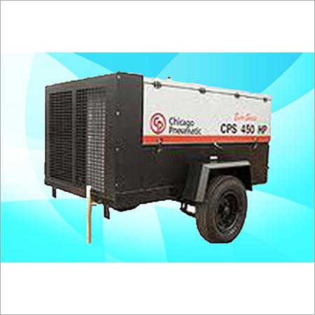 CPS Screw Diesel Air Compressor On Rental CPS 450 - 150