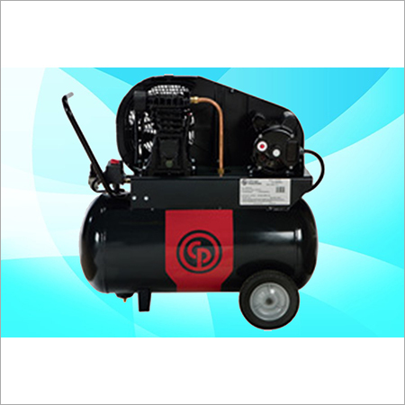 Chicago Pneumatic Reciprocating Air Compressor- 2 HP, 20 Gal 115230V, 1-Phase