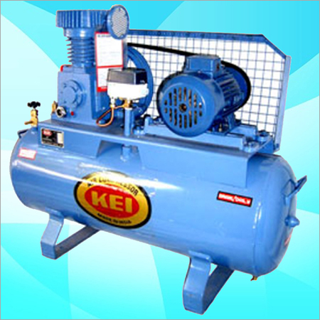KEI - Reciprocating Electric Air Compressor On Rental
