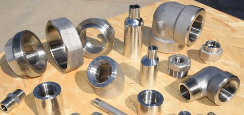 titanium grade 5 Socketweld Equal Tee