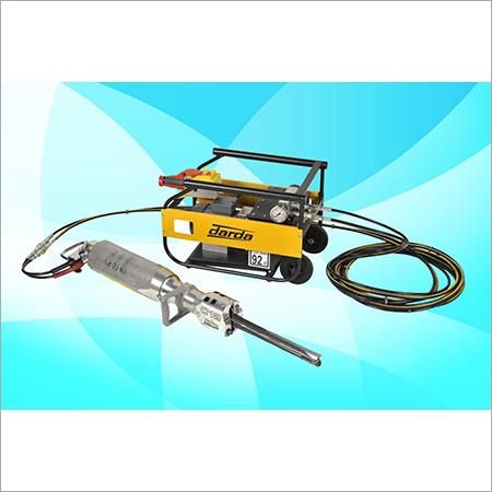 Darda Hydraulic Splitter On Rental