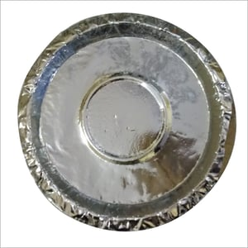 Aluminium Foil Paper Disposable Plate