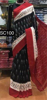 Mulmul cotton sarees