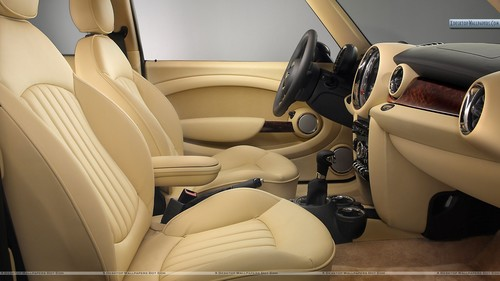 Brown Rexin Car seat Cover