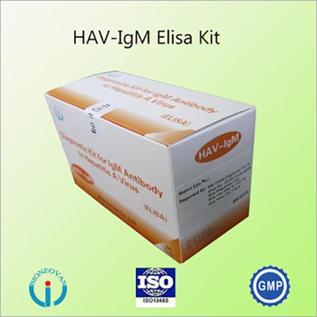 HAV IGM ELISA BOX