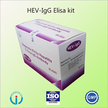 HEV IGG ELISA BOX