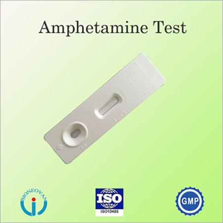 Amphetamine test cassette