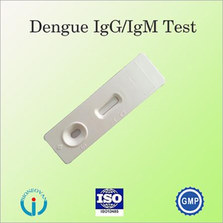 Dengue IgGIgM cassette