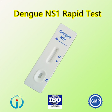 Dengue NS1 cassette