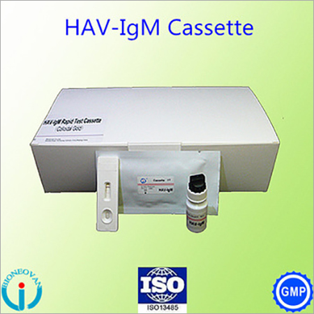 HAV-IgM Cassette