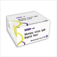 Mumps Virus IgM rapid test cassette
