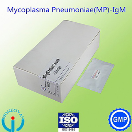 Mycoplasma Pneumoniae(MP)-IgM Cassette