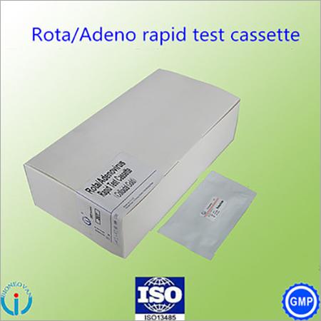 RotaAdeno virus(2 in 1) Rapid Test Cassette