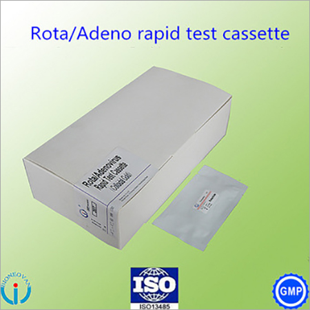 RotaAdeno virus(2 in 1) Rapid Test Cassette
