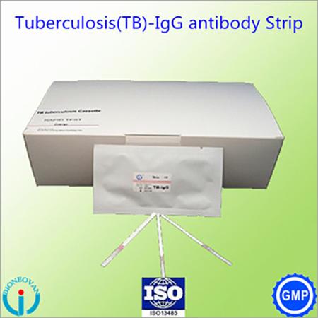 Tuberculosis(TB)-IgG antibody Strip