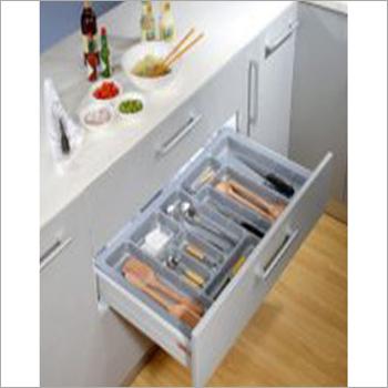 PVC Cutlery Tray Organizer