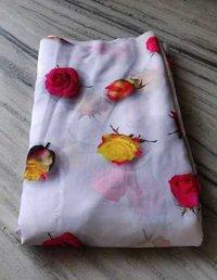 Printed Designer Blazer Fabric