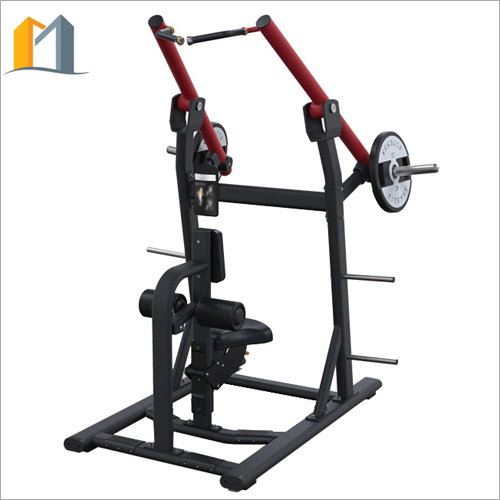 Iso-Lateral Chest/Back Machine