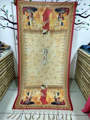 Digital Fancy Printed Dupatta Fabric