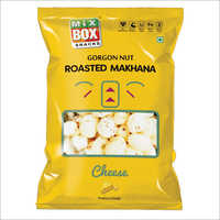 Roasted Makhana Cheese Flavour