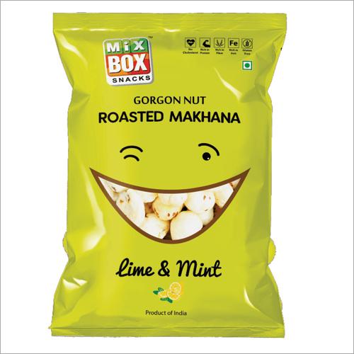 Roasted Makhana Lime & Mint flavour