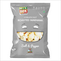 Roasted Makhana Salt Pepper Flavour