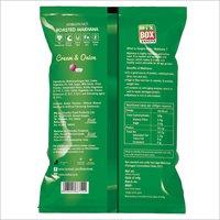 Roasted Makhana Cream & Onion Flavour