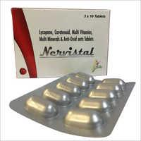 Lycopene, Carotenoid, Multi Vitamins Tablets