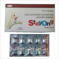 Multi Micro Nutrient Supplement Tablets