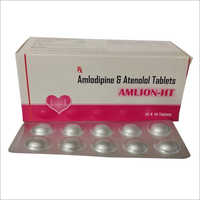 Amlodipine & Atenolol Tablet