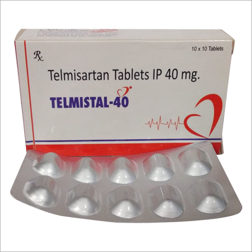 40 mg Telmisartan Tablets