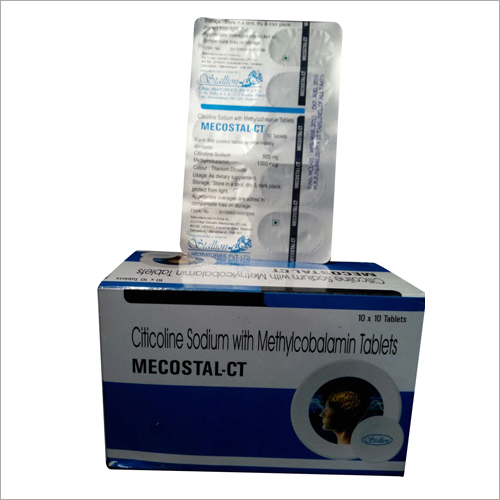 Citicoline Sodium with Methylcobalamin Tablets