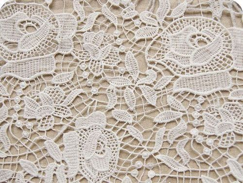 Crochet Stitch Embroidery Designs