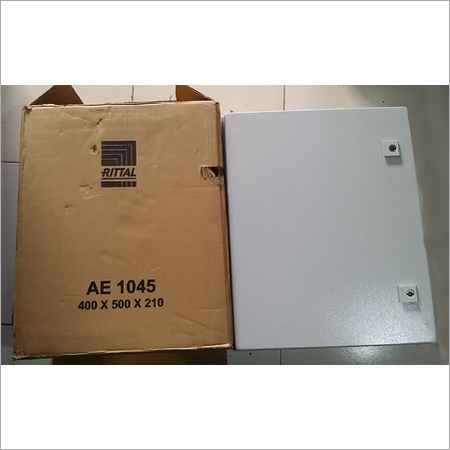 Sheet Metal Panel Box