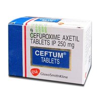 Cefuroxime Axetil IP Tablets