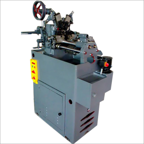 Manual Traub Machine
