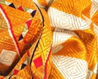 Phulkari Work Fabric