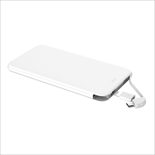 5000mha White Net Power Bank