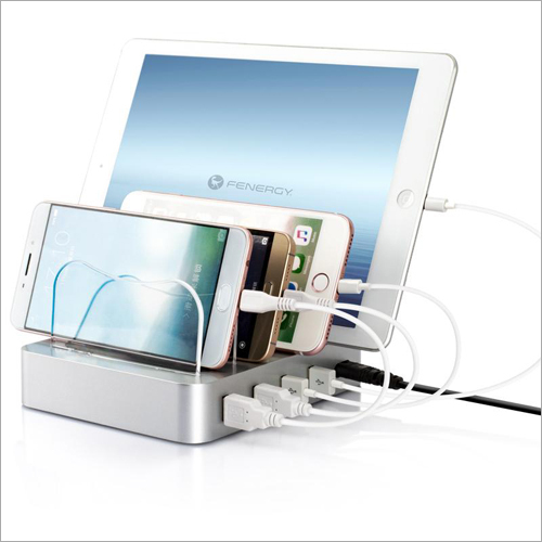 4 USB Mobile Charging Station
